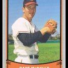 1988 Dave McNally #38 Pacific Baseball Legends Trading Card