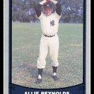 1988 Allie Reynolds #41 Pacific Baseball Legends Trading Card