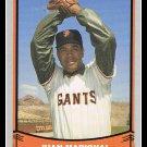 1988 Juan Marichal #54 Pacific Baseball Legends Trading Card