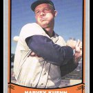 1988 Harvey Kuenn #56 Pacific Baseball Legends Trading Card