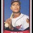 1988 Felipe Alou #58 Pacific Baseball Legends Trading Card