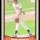 1988 Mark Fidrych #62 Pacific Baseball Legends Trading Card
