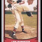 1988 Lew Burdette #68 Pacific Baseball Legends Trading Card