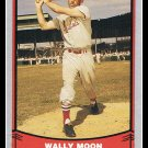 1988 Wally Moon #81 Pacific Baseball Legends Trading Card
