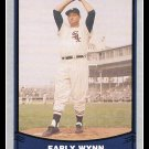 1988 Early Wynn #95 Pacific Baseball Legends Trading Card