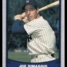 1988 Joe Dimaggio #100 Pacific Baseball Legends Trading Card