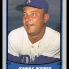 1988 Johnny Podres #105 Pacific Baseball Legends Trading Card