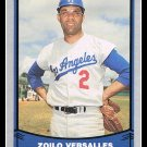 1988 Zoilo Versalles #107 Pacific Baseball Legends Trading Card