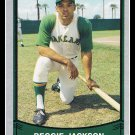 1989 Reggie Jackson #111 Pacific Baseball Legends Trading Card