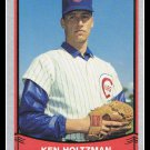 1989 Ken Holtzman #138 Pacific Baseball Legends Trading Card