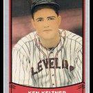 1989 Ken Keltner #143 Pacific Baseball Legends Trading Card