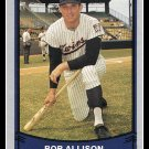 1989 Bob Allison #165 Pacific Baseball Legends Trading Card