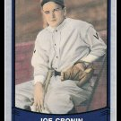 1989 Joe Cronin #167 Pacific Baseball Legends Trading Card