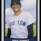 1989 Mike Torrez #168 Pacific Baseball Legends Trading Card