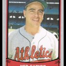 1989 Ned Garver #183 Pacific Baseball Legends Trading Card