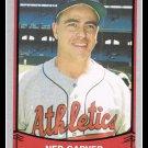 1989 Ned Garver #183 Pacific Baseball Legends Trading Card