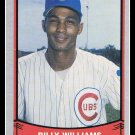 1989 Billy Williams #184 Pacific Baseball Legends Trading Card