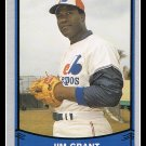 1989 Jim Grant #186 Pacific Baseball Legends Trading Card