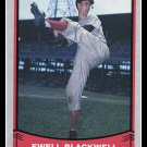 1989 Ewell Blackwell #188 Pacific Baseball Legends Trading Card