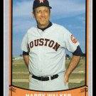 1989 Harry Walker #190 Pacific Baseball Legends Trading Card