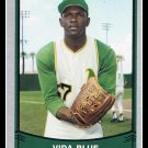 1989 Vida Blue #198 Pacific Baseball Legends Trading Card