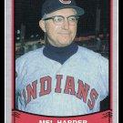 1989 Mel Harder #205 Pacific Baseball Legends Trading Card