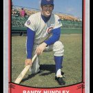 1989 Randy Hundley #207 Pacific Baseball Legends Trading Card