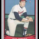 1989 Phil Niekro #212 Pacific Baseball Legends Trading Card