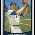 1989 Moe Drabowsky #215 Pacific Baseball Legends Trading Card