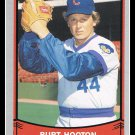 1989 Burt Hooton #219 Pacific Baseball Legends Trading Card