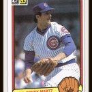 1983 Randy Martz #151 Donruss Baseball Trading Card