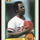 1983 Dan Driessen #274 Donruss Baseball Trading Card
