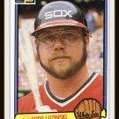 1983 Greg Luzinski #395 Donruss Baseball Trading Card