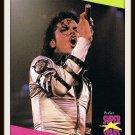 1991 Michael Jackson Music Trading Card Proset Super Stars #67