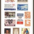 United States U.S. Stamps 24 Vintage