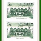 Honduras Commemorative 5¢ Stamps Central America 1960