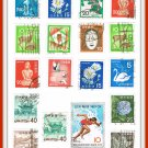 Nippon Japanese Postage Stamps 35