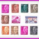 Espana Correos Spain Postage Stamps 21