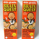 4th Grade Brain Quest 1500 Questions & Answers Educational Card Game
