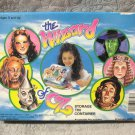 The Wizard Of Oz Storage Tin Container 1989 Hong Kong Vintage