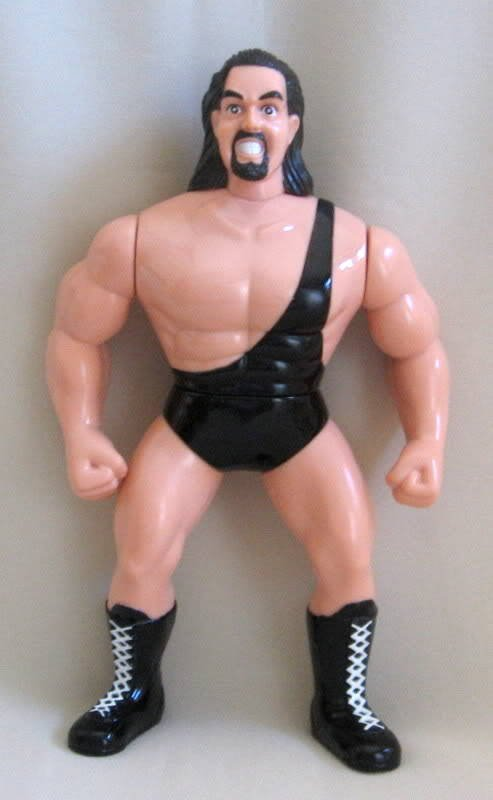 1998 WCW Large Action Figure The Giant With Snapping Arms World Championship Wrestling