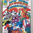 Captain America Vol. 1 #412 February Comic Book 1993