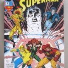 Comic The Legacy Of Superman #1 Book 1993