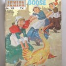 Classics Illustrated Junior The Golden Goose No. 518 Comic Book Vintage 1969