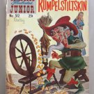 Rumpelstiltskin 1969 Classics Illustrated Junior Comic Book Vintage