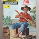 Huckleberry Finn 1970 Classics Illustrated No. 19 Comic Book Vintage