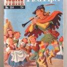 The Pied Piper Comic Book 1954 No. 504 Classics Illustrated Junior