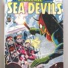 Sea Devils #28 Comic Book 1960 Showcase Presents Rare Vintage