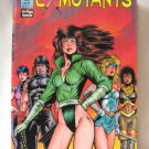 Ex Mutants No. 6 Comic Book Eternity Comics 1987