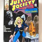 Justice Society Of America  #2 May DC Comic Book 1991